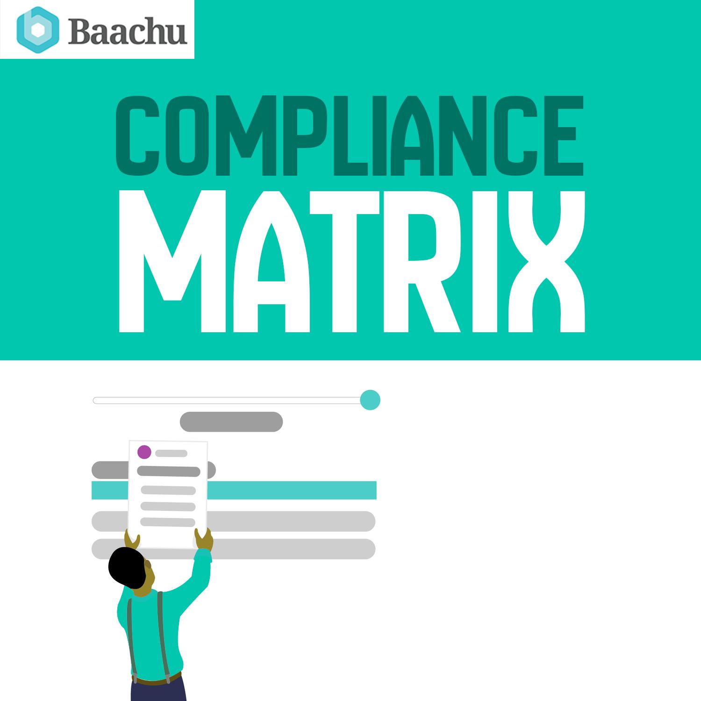 Compliance Matrix (Execution Plan)