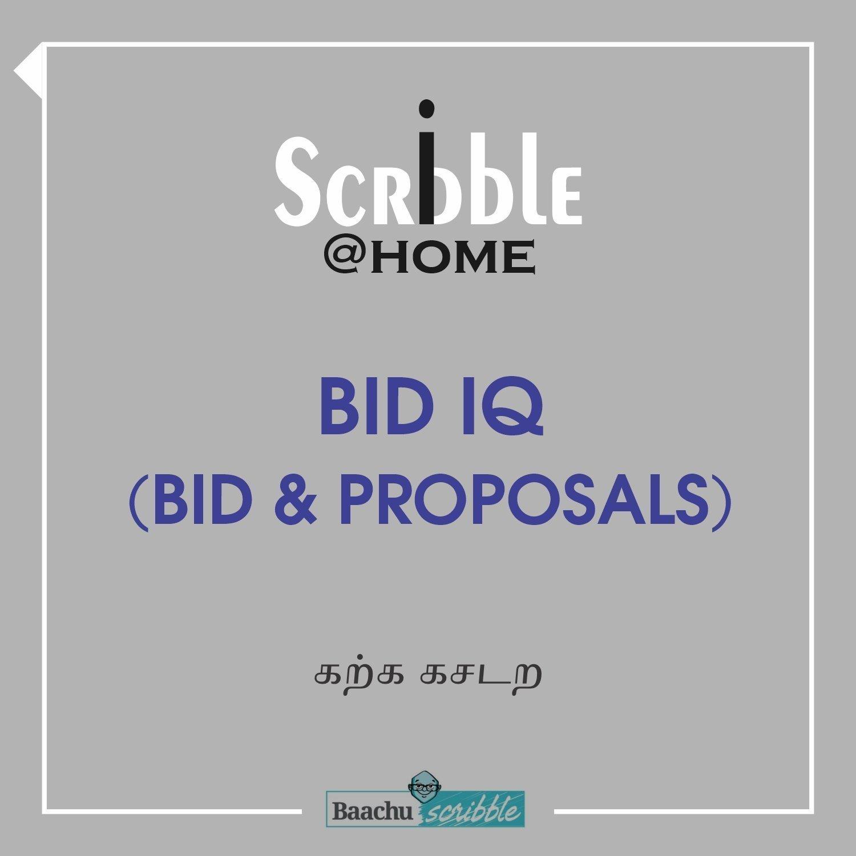 Bid IQ (Bid & Proposals)