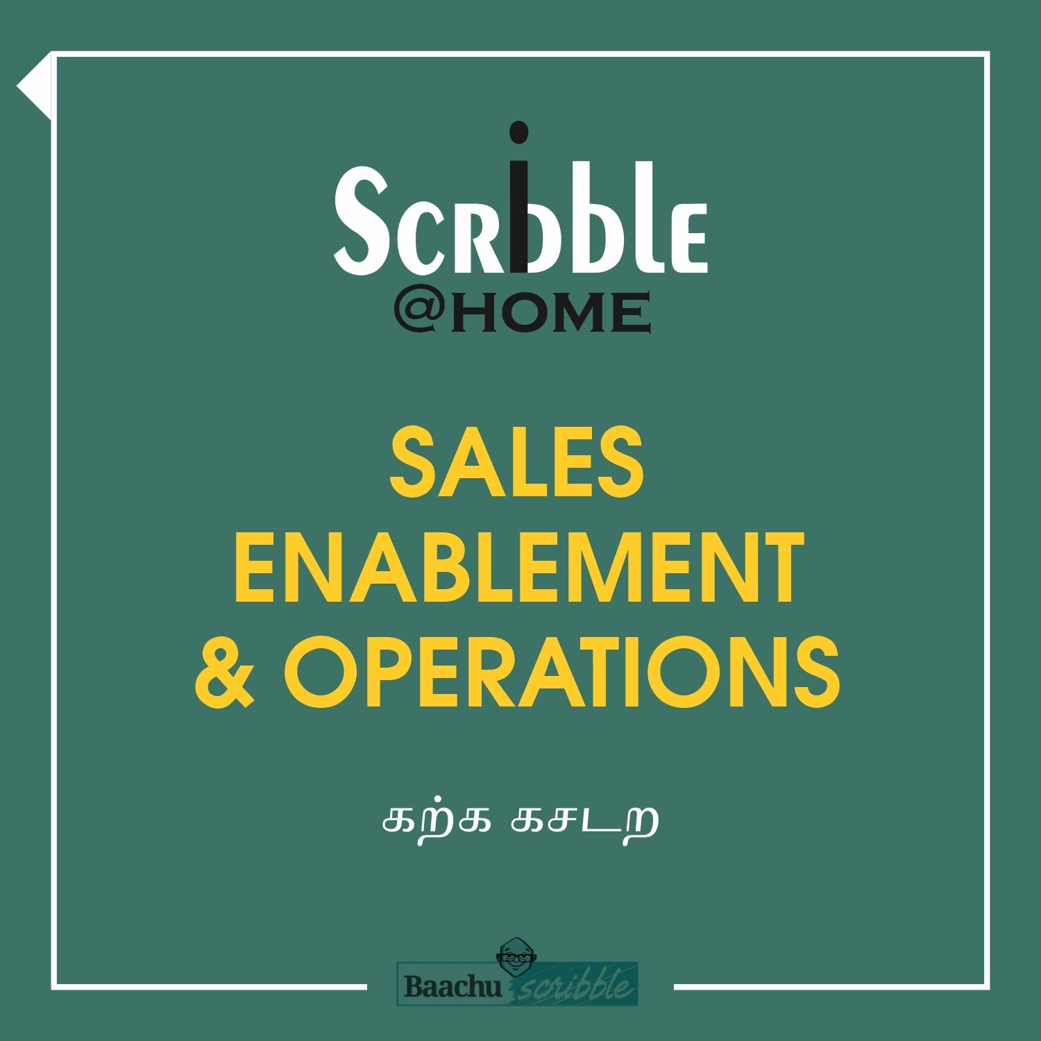 Sales Enablement & Operations