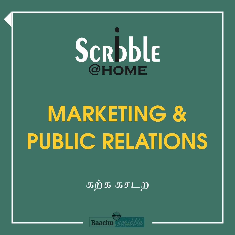 Marketing & Public Relations