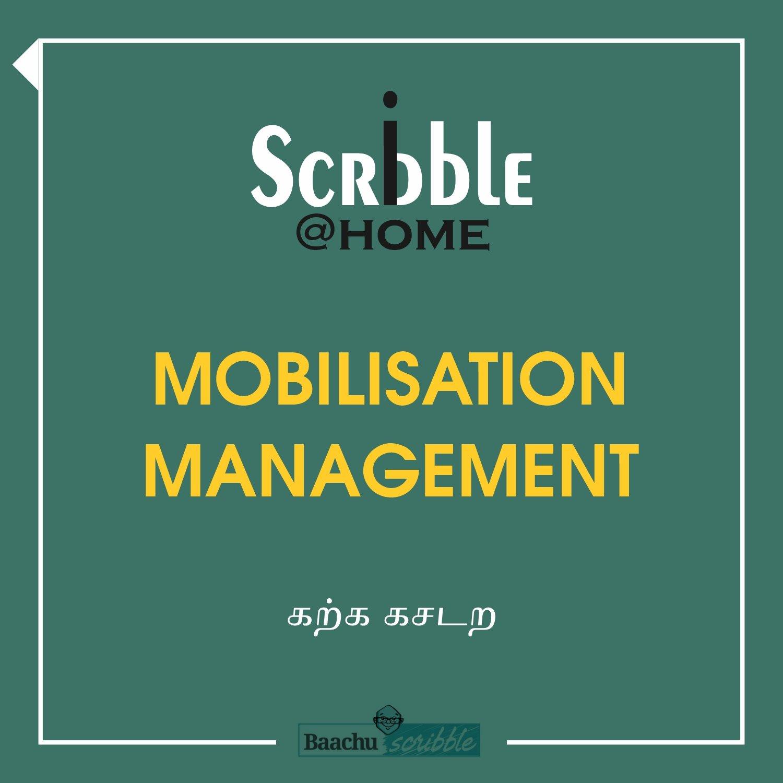 Mobilisation Management