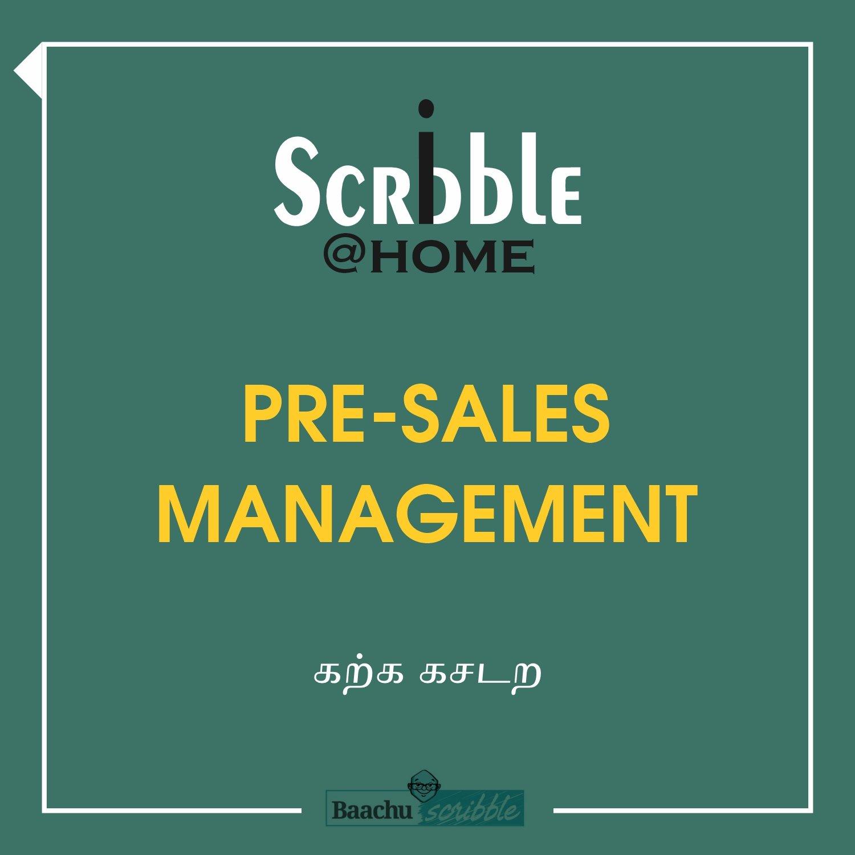 Pre-Sales Management