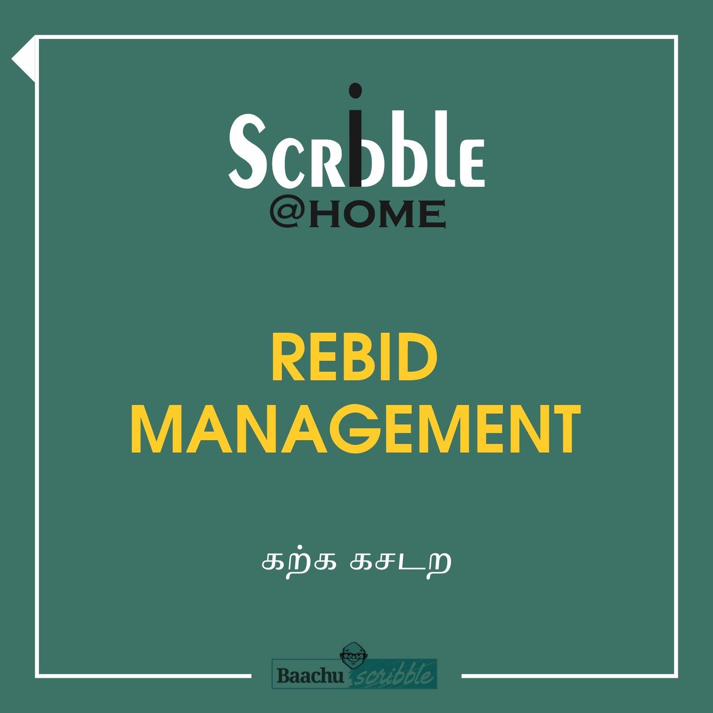 Rebid Management