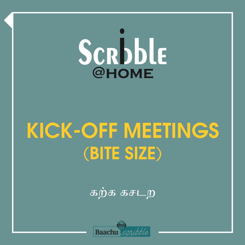 Kick-off Meetings (Bite Size)
