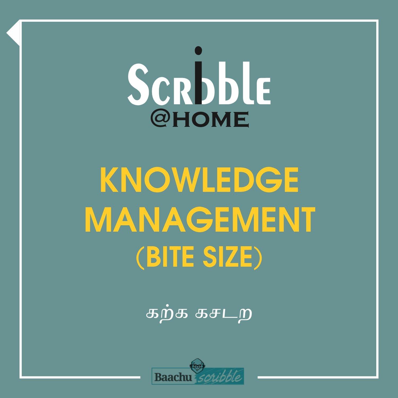 Knowledge Management (Bite Size)