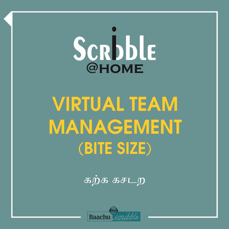 Virtual Team Management (Bite Size)