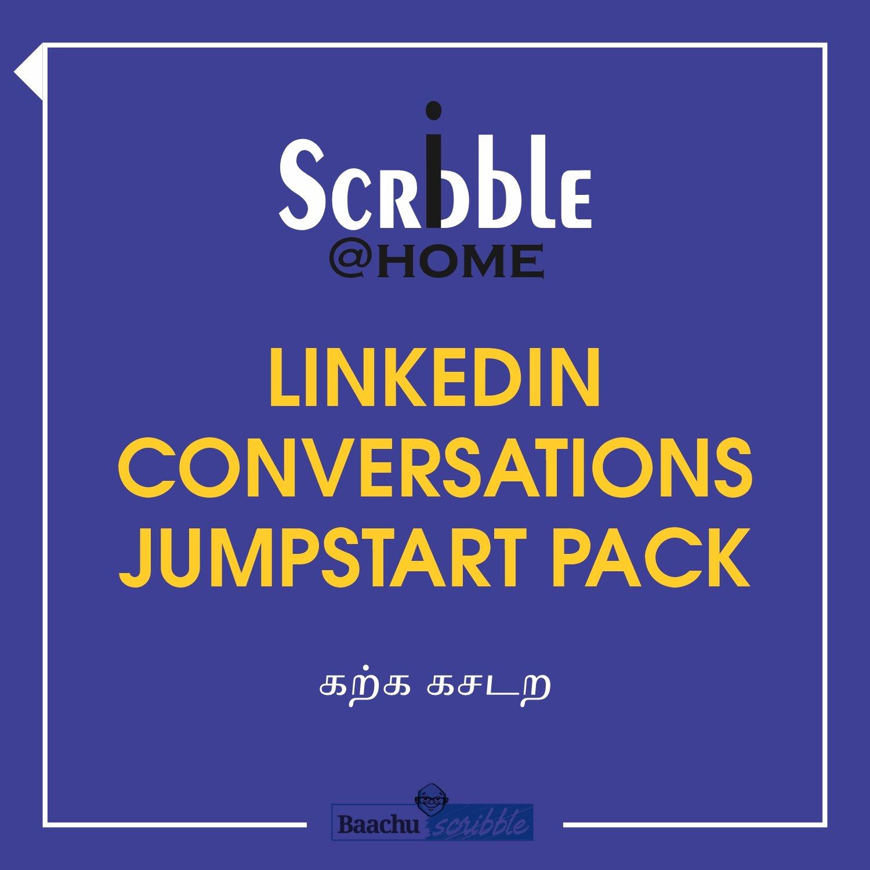 LinkedIn Conversations Jumpstart Pack