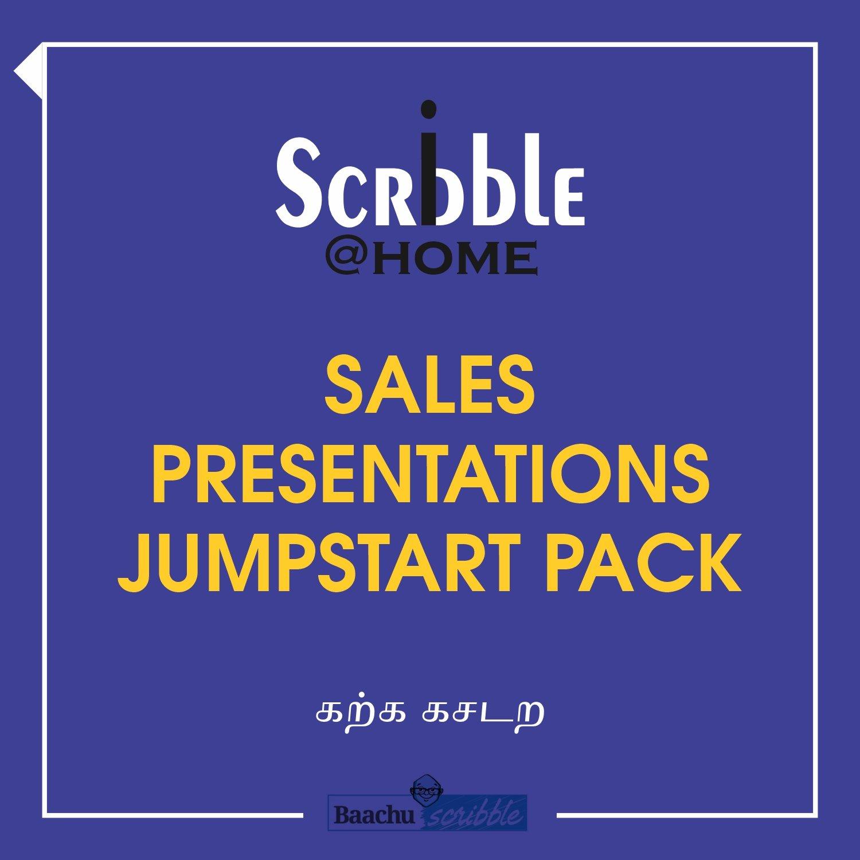 Sales Presentations Jumpstart Pack