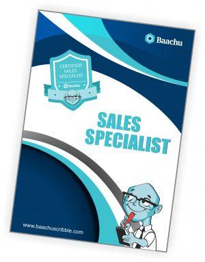 Sales Specialist ebook