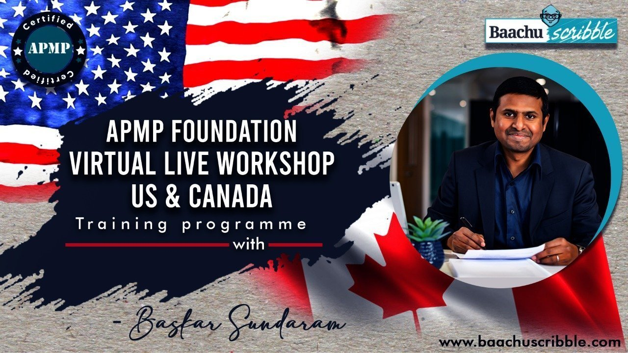 APMP Foundation Virtual Live Workshop , US And Canada