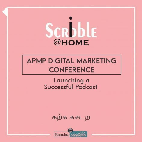 APMP DIGITAL MARKETING CONFERENCE – Launching a Successful Podcast